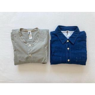 MARGARET HOWELL - MHL  長袖シャツ L  2枚セット
