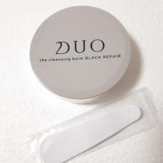 新品未開封 DUO デュオ ザ クレンジングバームブラックリペア 20g