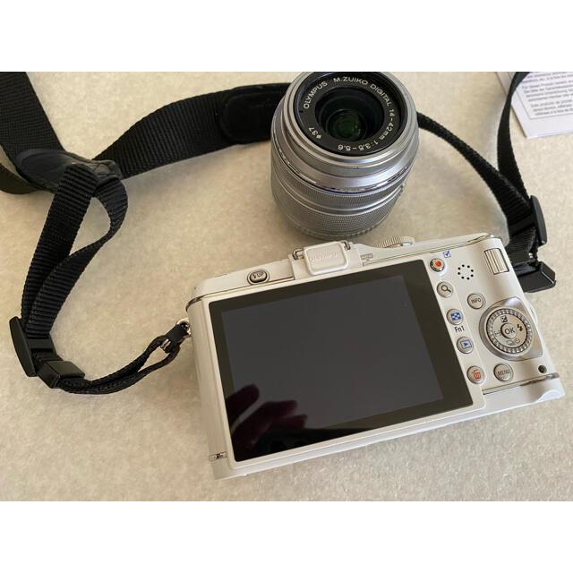 OLYMPUS(オリンパス)の【ジャンク】オリンパス PEN  E-P3 スマホ/家電/カメラのカメラ(ミラーレス一眼)の商品写真