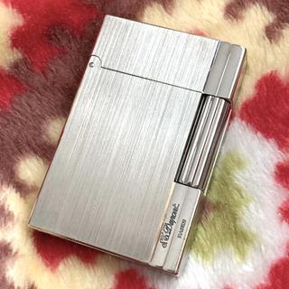 S.T. Dupont - 美品 デュポン ガスライター ヘアライン ギャッツビー 送料込み
