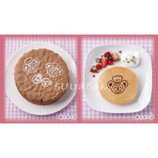 ダッフィー(ダッフィー)のディズニー♥ダッフィー&フレンズ🧸スウィートダッフィー デコレーションシート♥(調理道具/製菓道具)