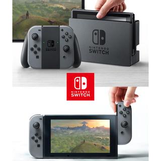 Nintendo Switch - Nitendo Switch 本体