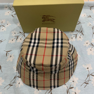BURBERRY - BURBERRY バケットハット