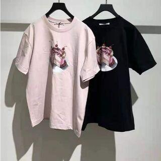 アレキサンダーワン(Alexander Wang)のAlexander Wang Tシャツ 半袖 男女兼用 ゆったり感 2点セット(Tシャツ(半袖/袖なし))