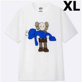 UNIQLO - 【ユニクロ】カウズ Tシャツ限定商品ホワイト★kaws