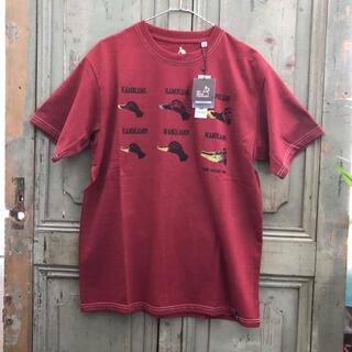 新品!SALE! ゴースローキャラバン カモ?新素材Tシャツ 4番