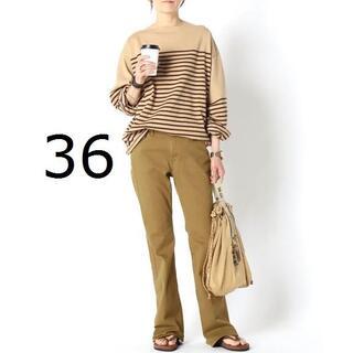 DEUXIEME CLASSE - 新品【SURT/サート】 Coffee dyeing パンツ 36