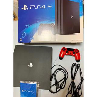 SONY - SONY PlayStation4 Pro 本体  CUH-7000BB01