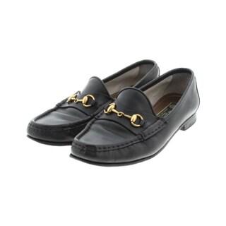 グッチ(Gucci)のGUCCI ドレスシューズ/ローファー レディース(ローファー/革靴)