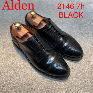Alden - Alden オールデン2146 7.5 ブラック