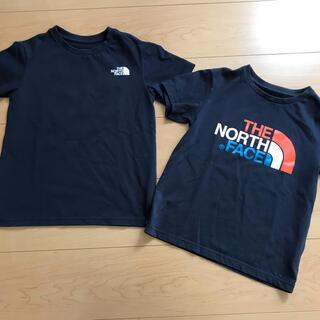 THE NORTH FACE - ノースフェイス  キッズ 半袖Tシャツ 130