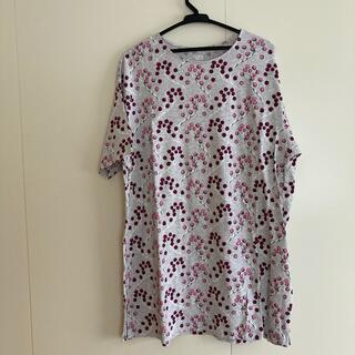 UNIQLO - UNIQLO    チュニックTシャツ      XL
