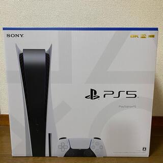 SONY - 新品 PlayStation 5 本体