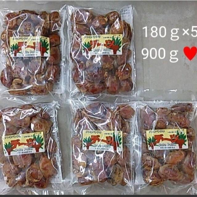 クレオパトラのデーツ  ドライフルーツ  デーツ ドライデーツ 180g×5 食品/飲料/酒の食品(フルーツ)の商品写真