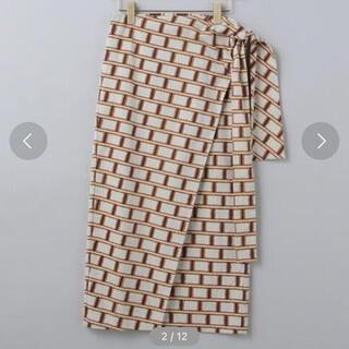 ビューティアンドユースユナイテッドアローズ(BEAUTY&YOUTH UNITED ARROWS)のroku/スカート(ひざ丈スカート)