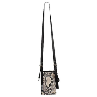 Ameri VINTAGE - mulch shoulder python bag un3d アンスリード