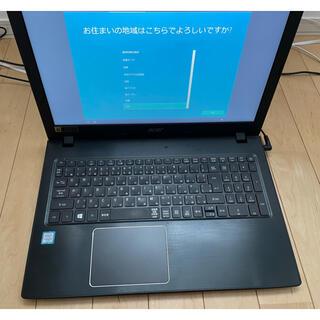 エイサー(Acer)のacer N16Q2 ノートパソコン(ノートPC)