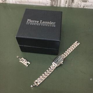 Pierre Lannier - フランス製 PIERRE LANNIER 腕時計 USED