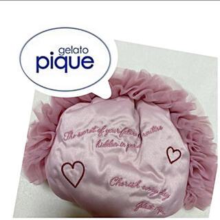gelato pique - ジェラート ピケ❤️バレンタイン チュール刺繍ポーチ❤️
