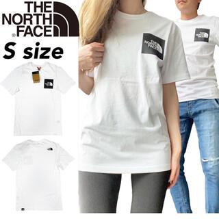 THE NORTH FACE - ノースフェイス Tシャツ 半袖 ファイン ホワイト Sサイズ NF00CEQ5