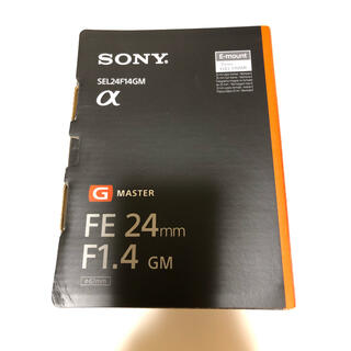 SONY - SONY SEL24F14GM