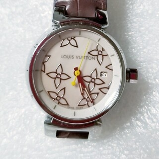 LOUIS VUITTON - 【腕時計】ルイヴィトン タンブール  Q121C
