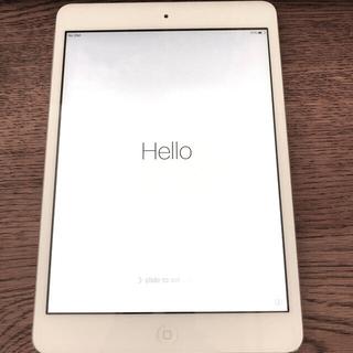 iPad - 【中古】iPad mini 初代 WiFi+Cellularモデル
