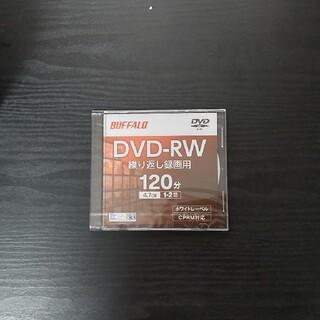 バッファロー(Buffalo)の【ナナミン様専用】DVD-RW繰り返し録画用  8枚(その他)