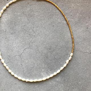 プラージュ(Plage)のhandmade accessory 315 (OUTLET)(ネックレス)
