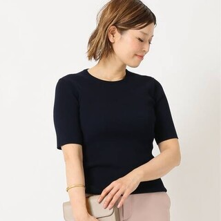 ドゥーズィエムクラス(DEUXIEME CLASSE)のドゥーズィエムクラス Diner B RIB Tシャツ(ニット/セーター)