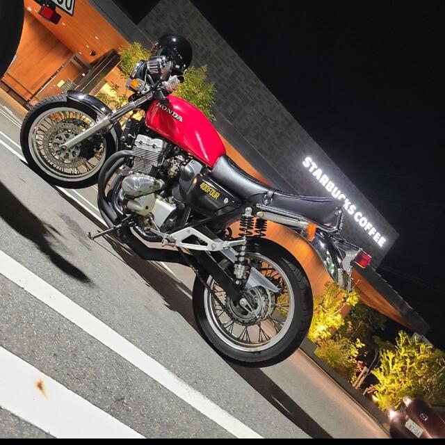 ホンダ(ホンダ)のCB400four nc36 復刻フォア 自動車/バイクのバイク(車体)の商品写真
