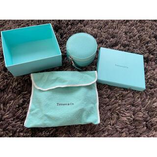 ティファニー(Tiffany & Co.)のティファニージュエリーケース(小物入れ)