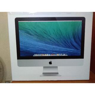 Apple iMac 2013 21.5インチ 8GB 1.12TB