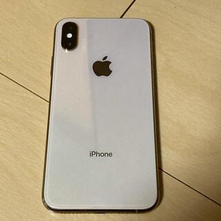 Apple - iPoneXs アイホンXS 64GB 美品 ゴールド gold
