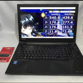 東芝 - dynabook T75/UB PT75TBP-BWA ノートパソコン