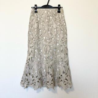 snidel - SNIDEL♡リーフレースマーメイドスカート