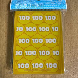 ポケモン(ポケモン)のポケモン ☆ デッキシールド  ダメカン100(その他)
