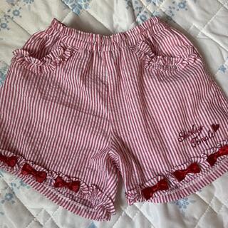 Shirley Temple - シャーリーテンプル  パンツ 赤