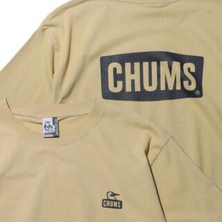 CHUMS - 【CHUMS】Tシャツ   ベージュ  XL