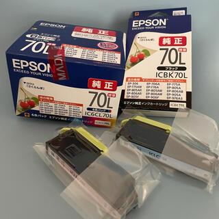 EPSON - 【専用】エプソン純正インクカートリッジ IC6CL70 さくらんぼ6色パック