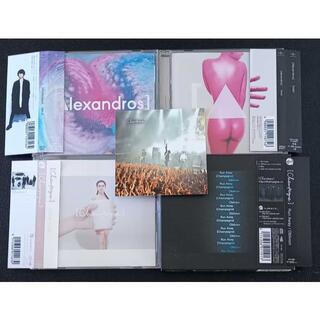 ★美品★ [Alexandros] CD 4枚 セット 帯付!! まとめて