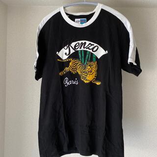 KENZO - KENZO トラ刺繍 Tシャツ