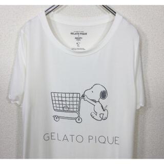 gelato pique - 【新品未使用】【コラボ】gelato pique×SNOOPY ルームウェア