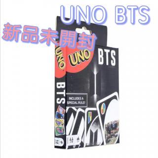 UNO BTS ウノ カードゲーム 防弾少年団 バンタン(トランプ/UNO)