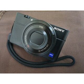 SONY - SONY Cyber Shot DSC-RX100 初代 コンデジ 英語版