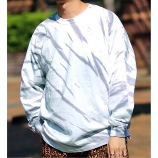 ジャーナルスタンダード(JOURNAL STANDARD)の専用商品美品ウィッフル タイダイロンTEE(Tシャツ/カットソー(七分/長袖))