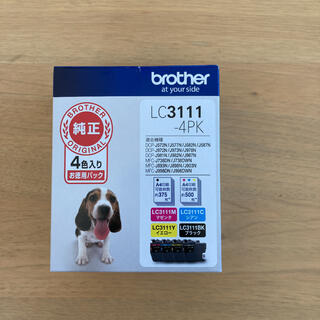 brother - brother LC3111-4PK 純正品