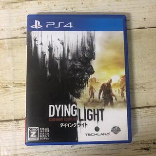PlayStation4 - ダイイングライト DYING LIGHT