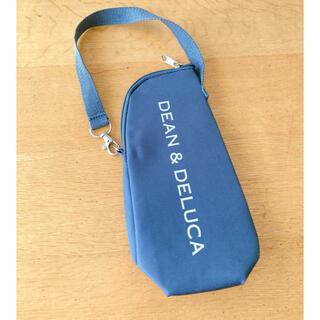 ディーンアンドデルーカ(DEAN & DELUCA)の DEAN & DELUCA  ストラップ付き保冷ボトルケース(日用品/生活雑貨)
