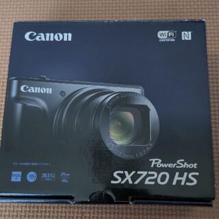 Canon - CanonPowerShotSX720HS BK+16GBSDカード+ケース